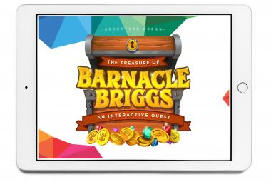 Interactive game you can download, straight from Royal Caribbean's ships