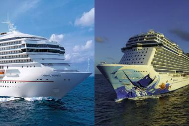 Carnival vs. Norwegian Cruise Line