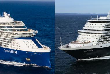 Compare Celebrity Cruises vs. Holland America Cruises