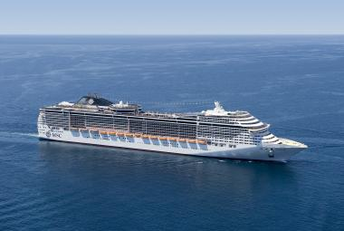 MSC Cruises announces Blue Ribbon group to develop plan for cruises to resume
