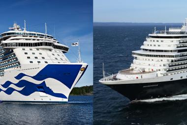 Compare Princess vs. Holland America Cruises