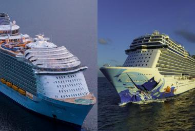 Royal Caribbean vs. Norwegian Cruise Line