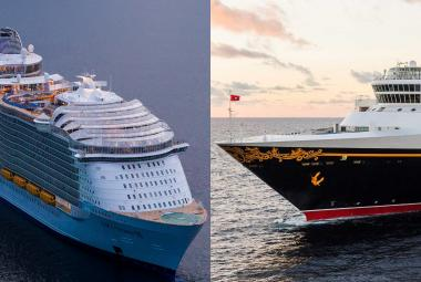 Royal Caribbean vs. Disney Cruise Line