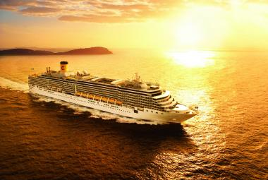 Costa Deliziosa Costa Cruises Becomes First Carnival Corp. Brand to Restart Cruising