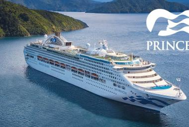 Princess Cruises with logo