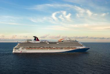 Carnival Magic hull design